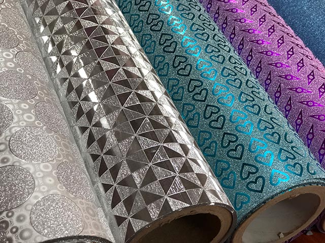 Thermal Glitter Film